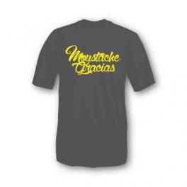 Moustache Gracias | T-Shirt