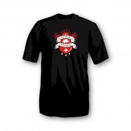 Suisse m'habite | T-Shirt